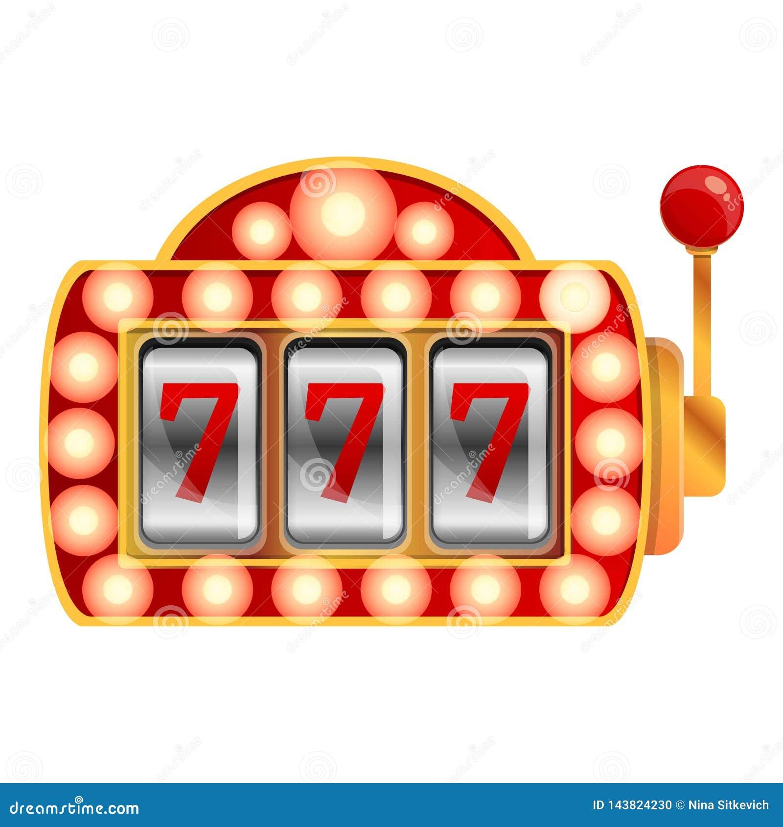 Cartoon Slot Machine