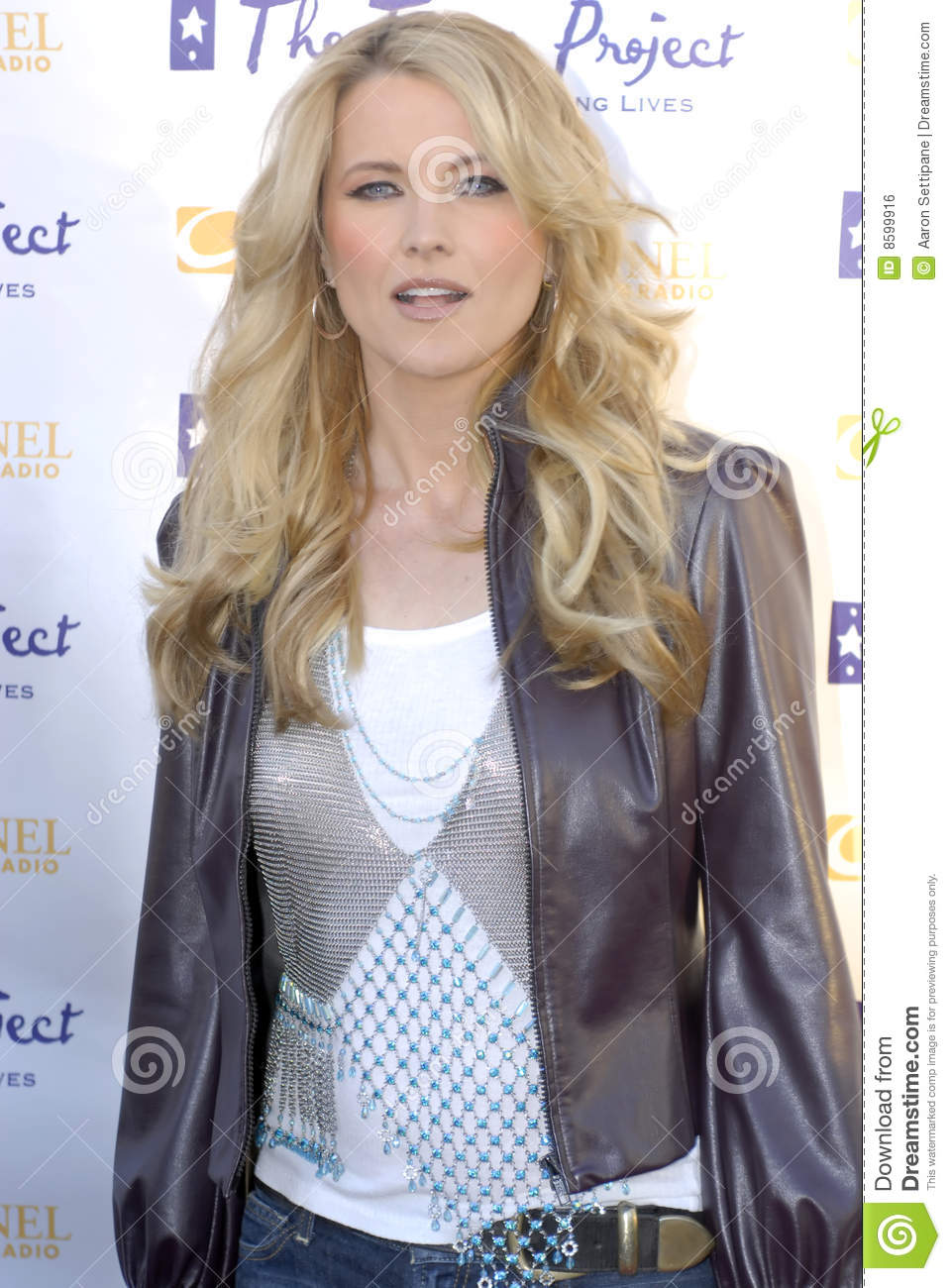 Lucy Lawless On The Red Carpet Editorial Photo Image