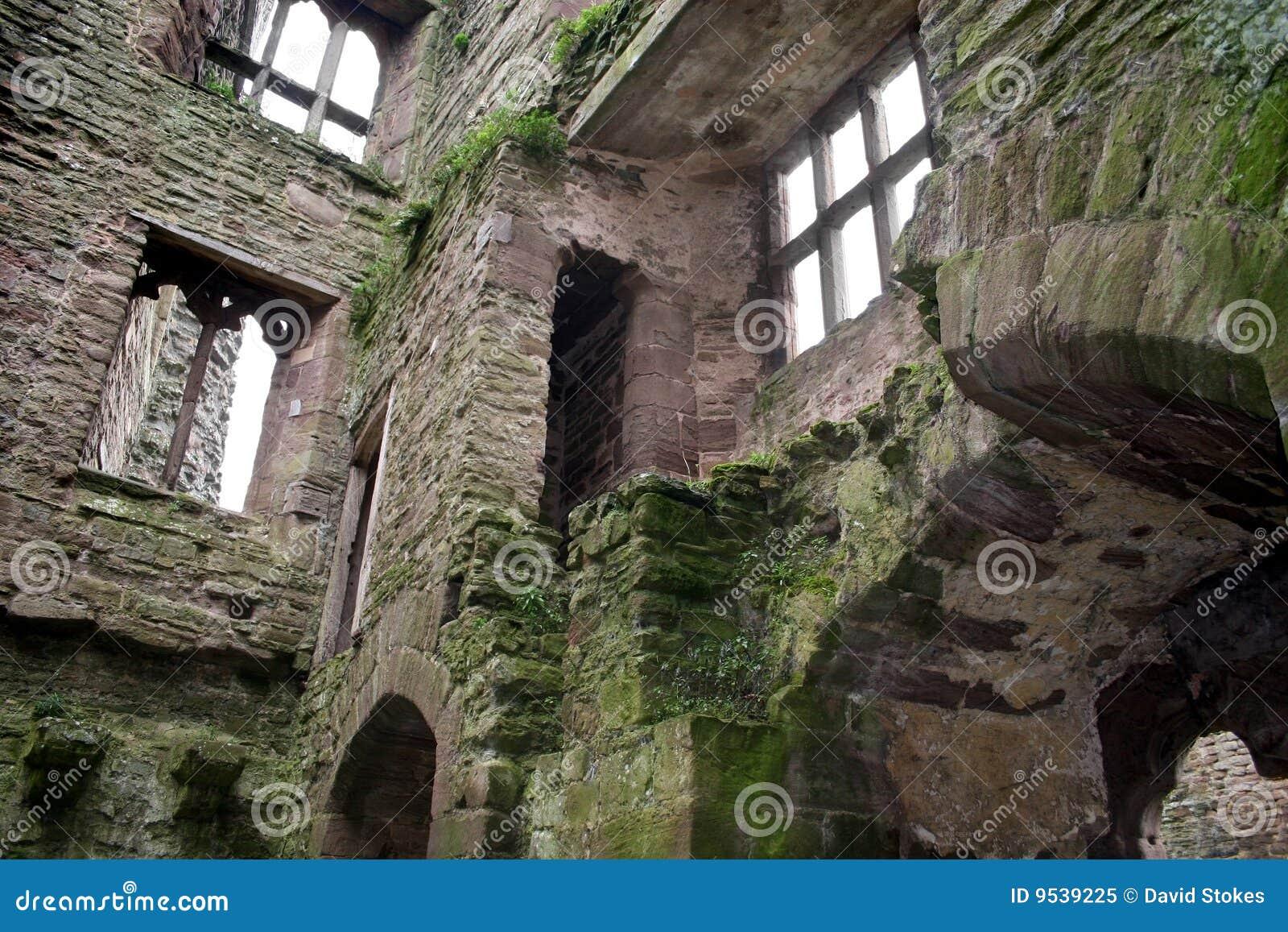 ludlow castle interior