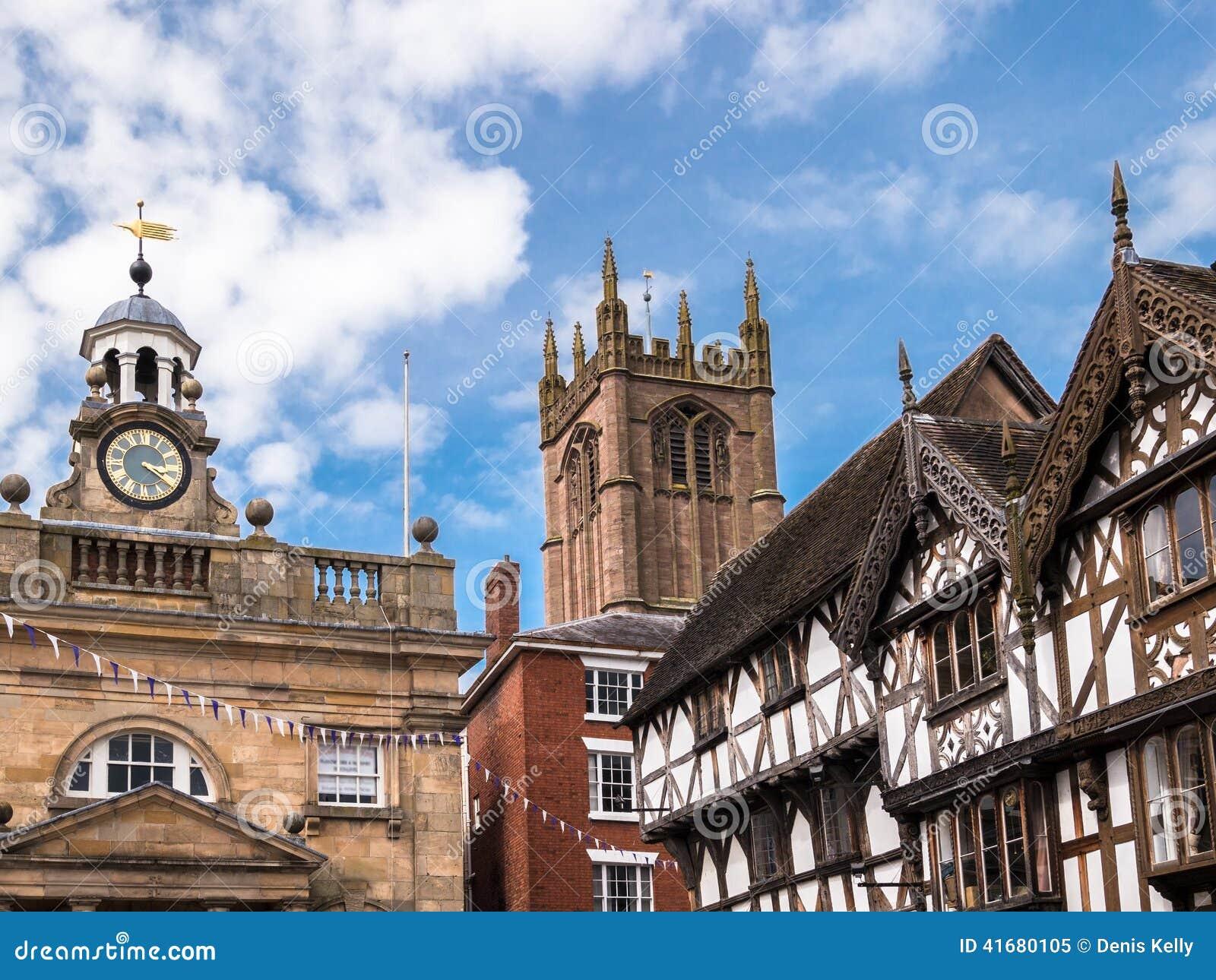 Ludlow - Historic English Town