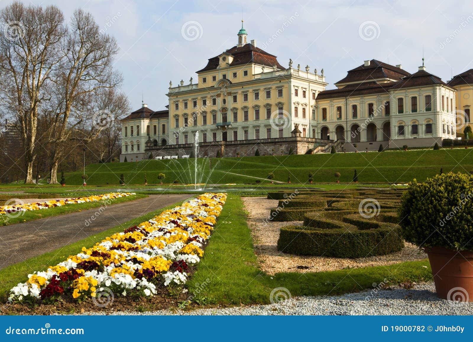 ludwigshafen schloss stockfoto bild von europa geb ude 19000782. Black Bedroom Furniture Sets. Home Design Ideas