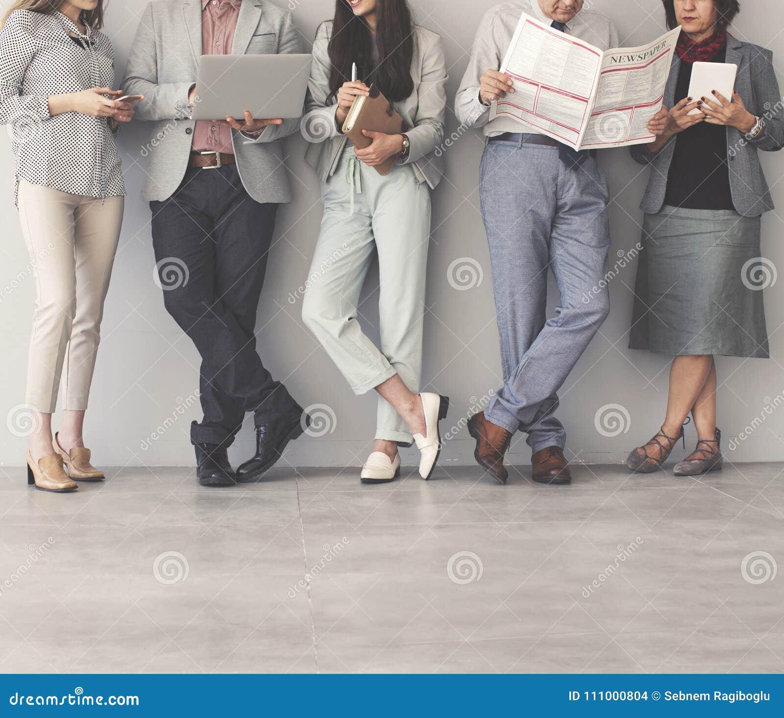 Ludzie grup przedsiębiorstw
