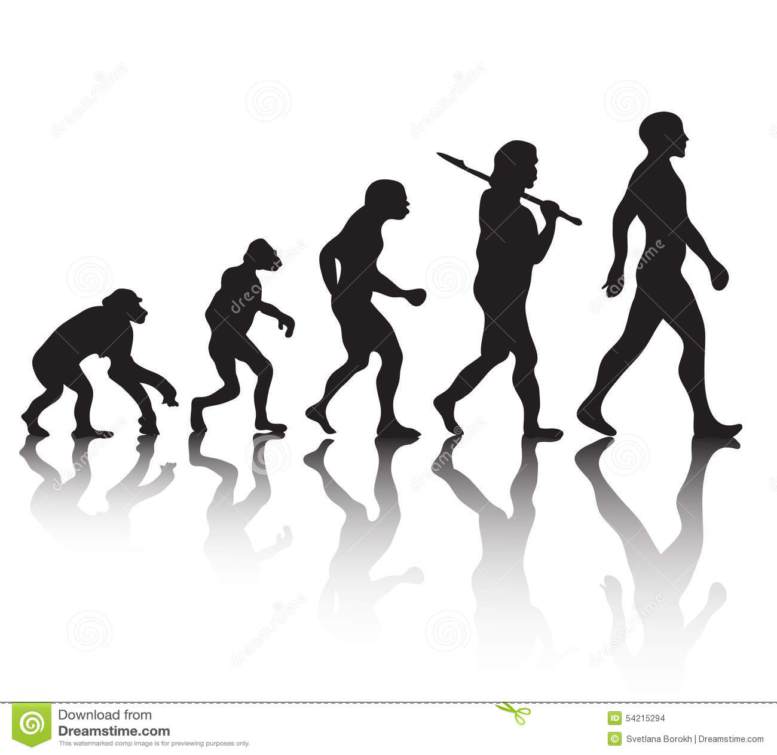 Ludzka ewolucja