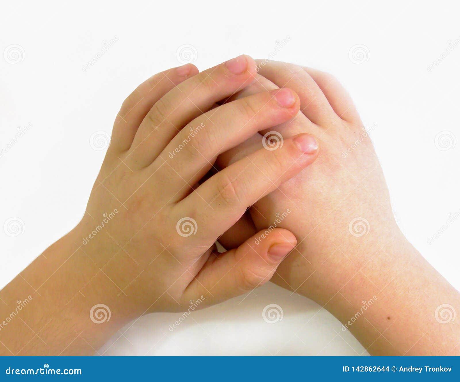 Ludzkie ręki są jeden ekspresyjne części ciałe
