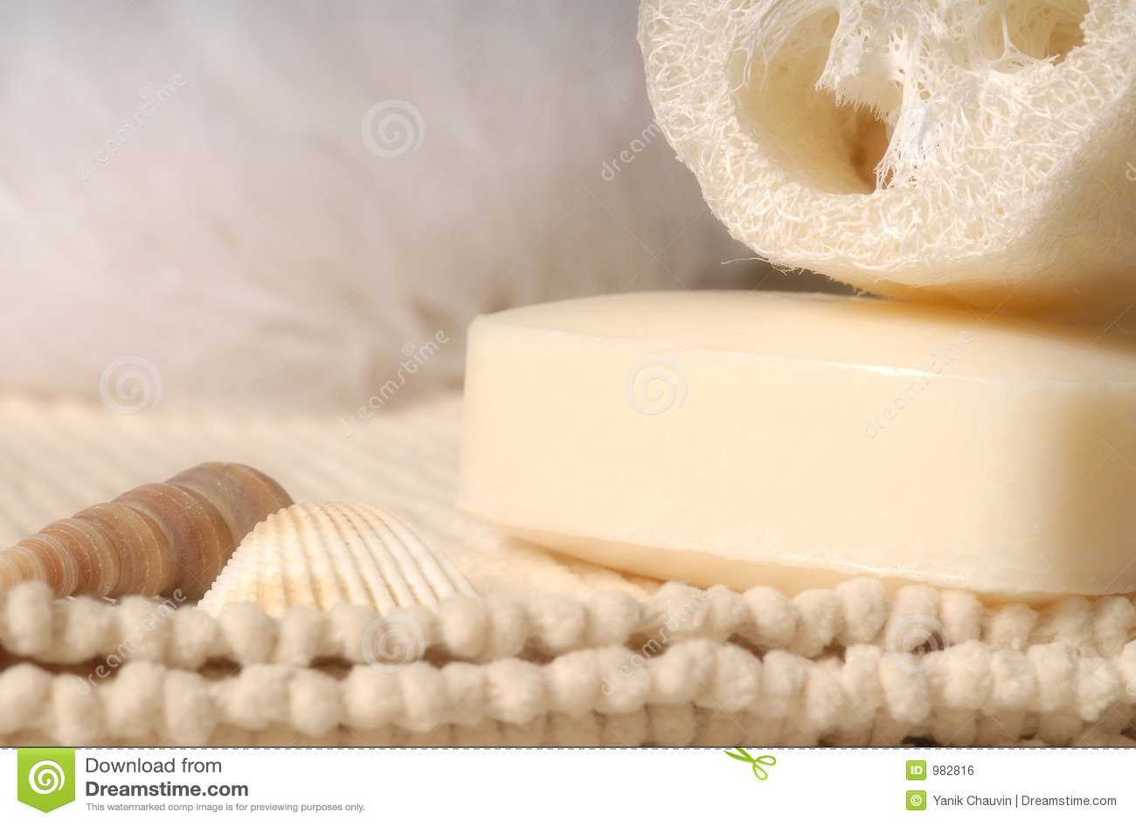 Luffa肥皂