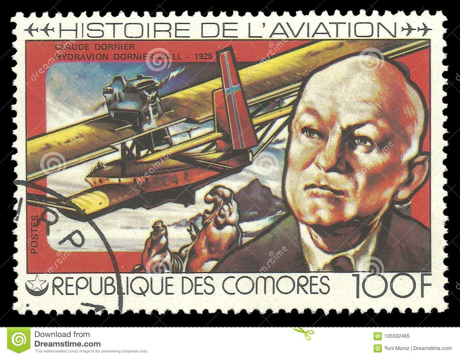Luftfahrt-Geschichte, Claude Dornier