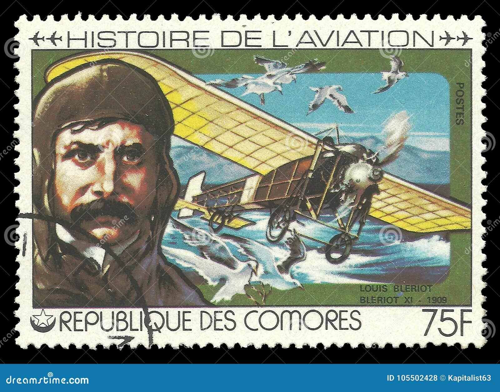 Luftfahrt-Geschichte, Louis Bleriot