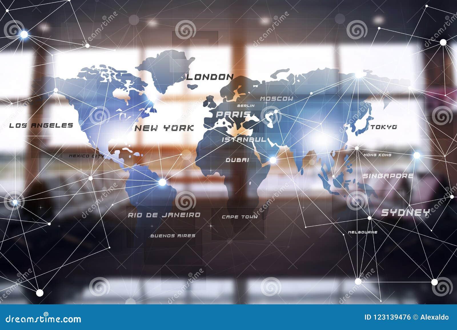 Luftfahrt International conncetions
