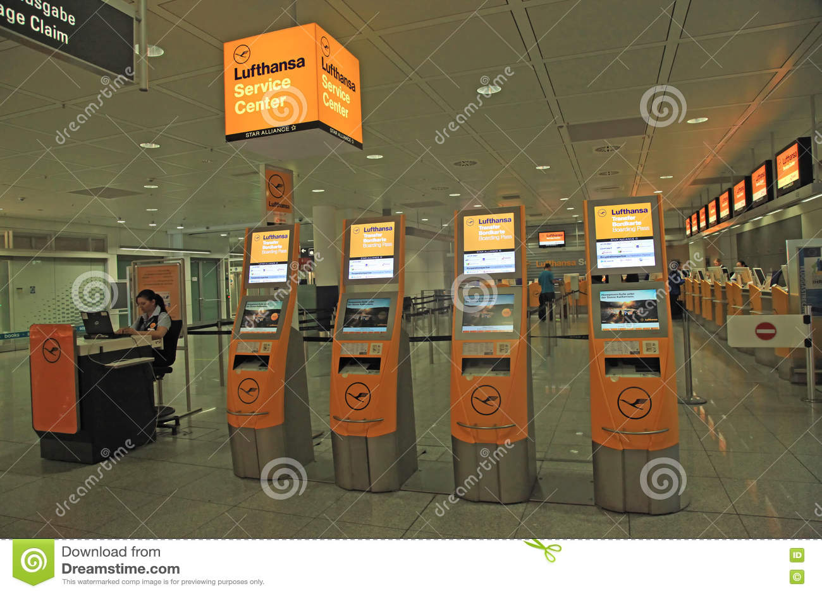 Lufthansa Service Center