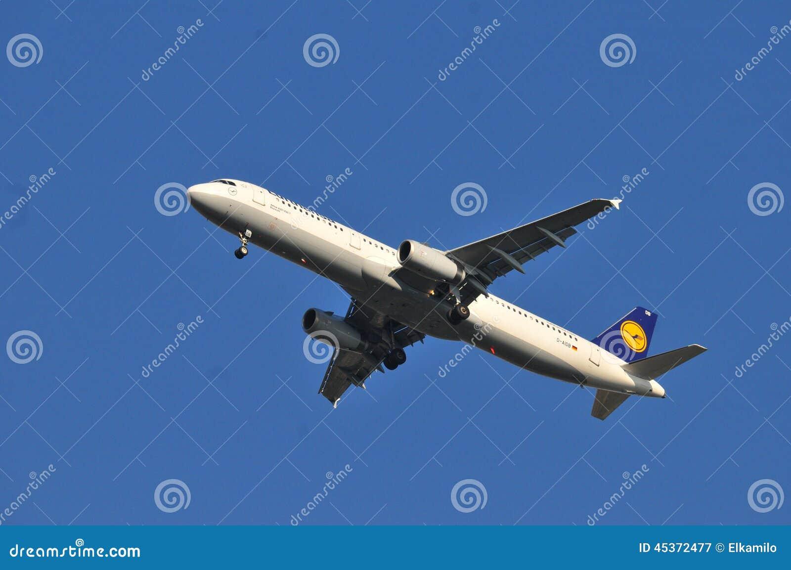 Lufthansa surfacent