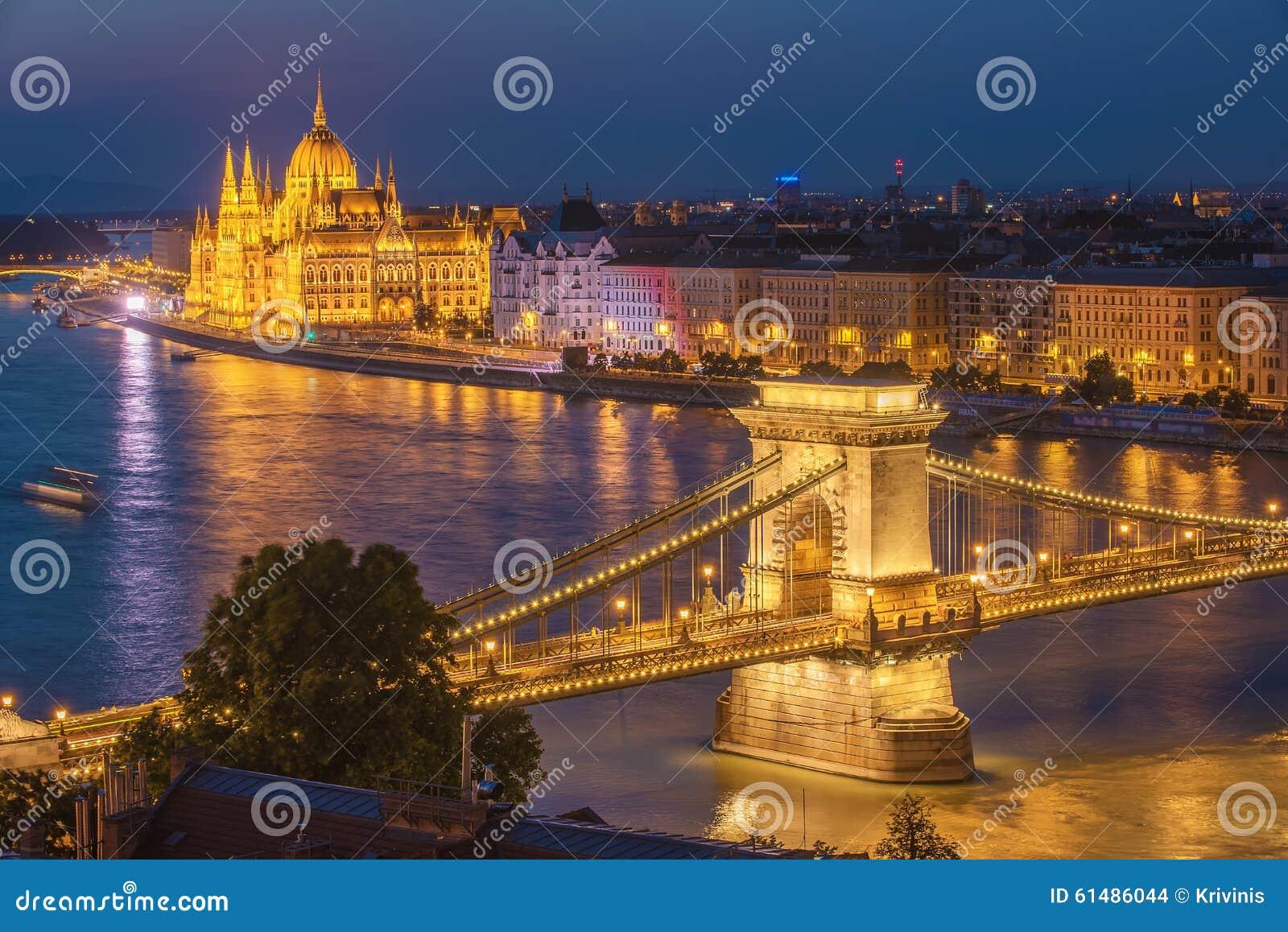 Budapest Hauptstadt Von