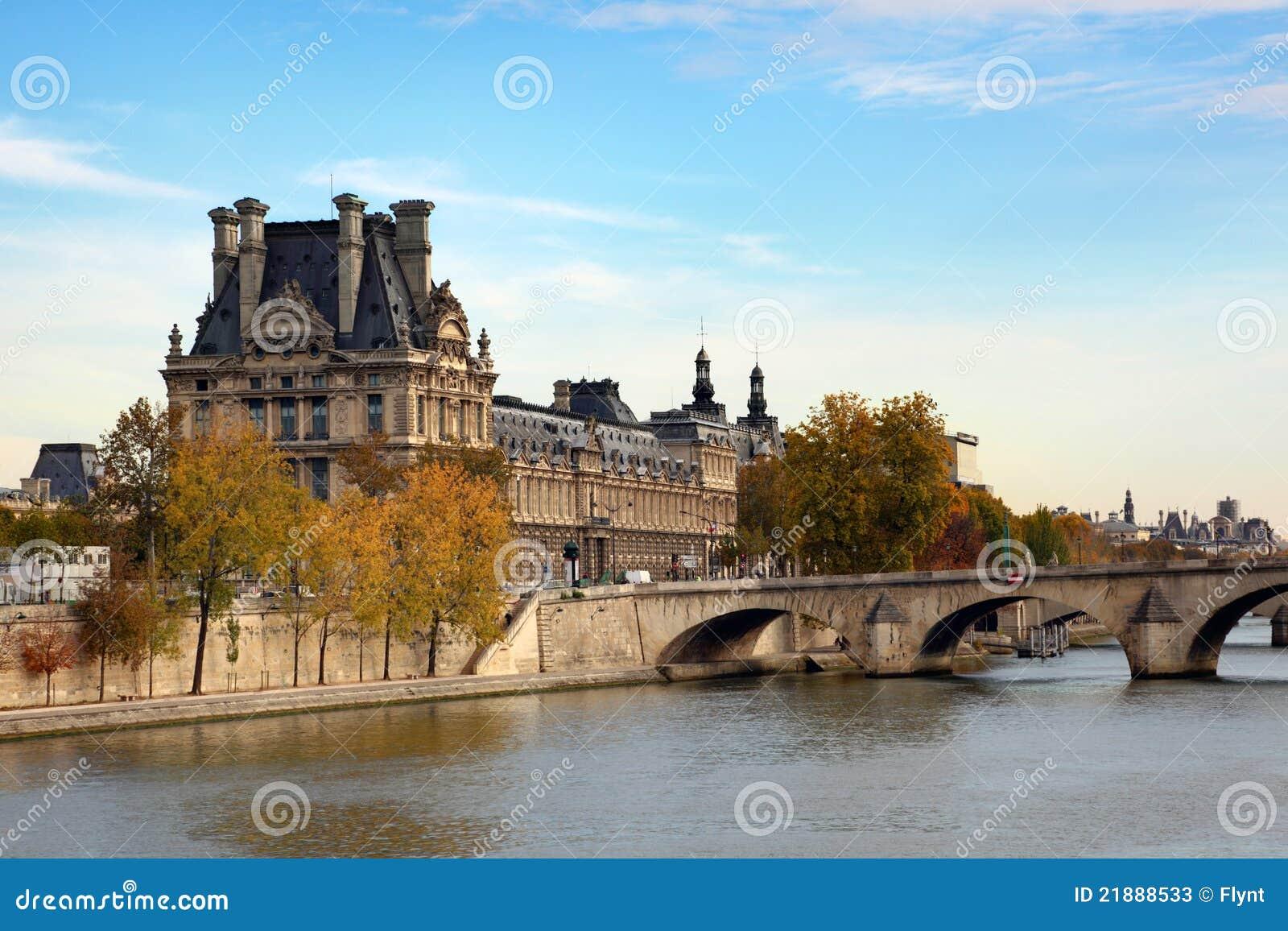 Luftschlitz in Paris