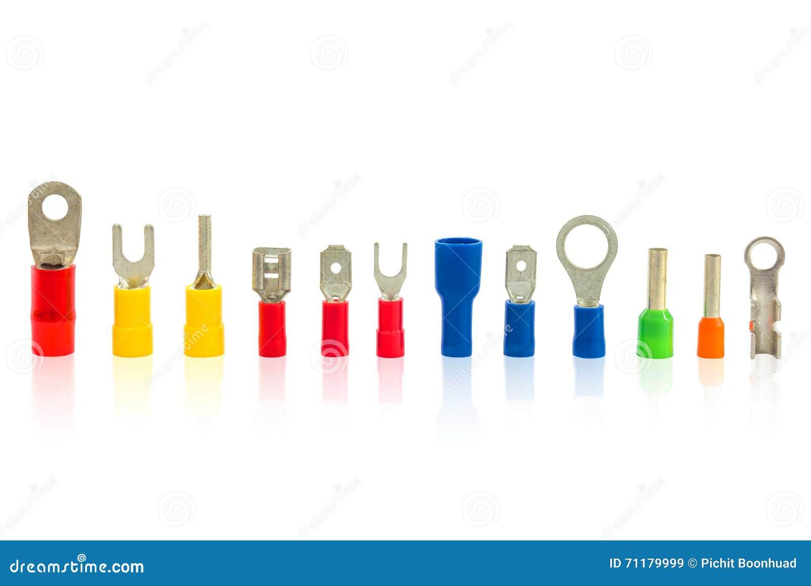 Lug καλωδίων χρήση για τη σύνδεση των καλωδίων, ηλεκτρικό termina
