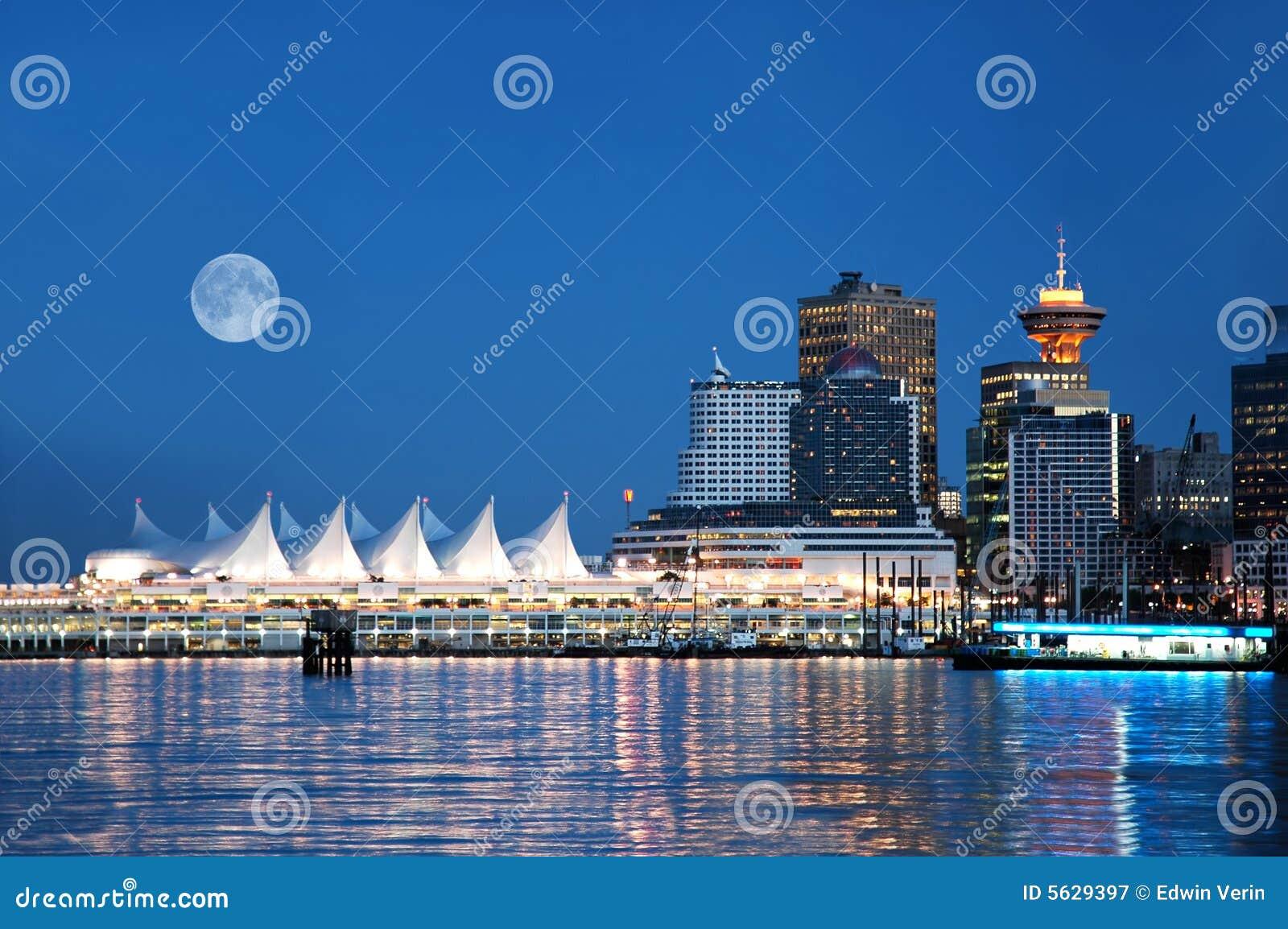 Lugar de Canadá, Vancouver, A.C. Canadá