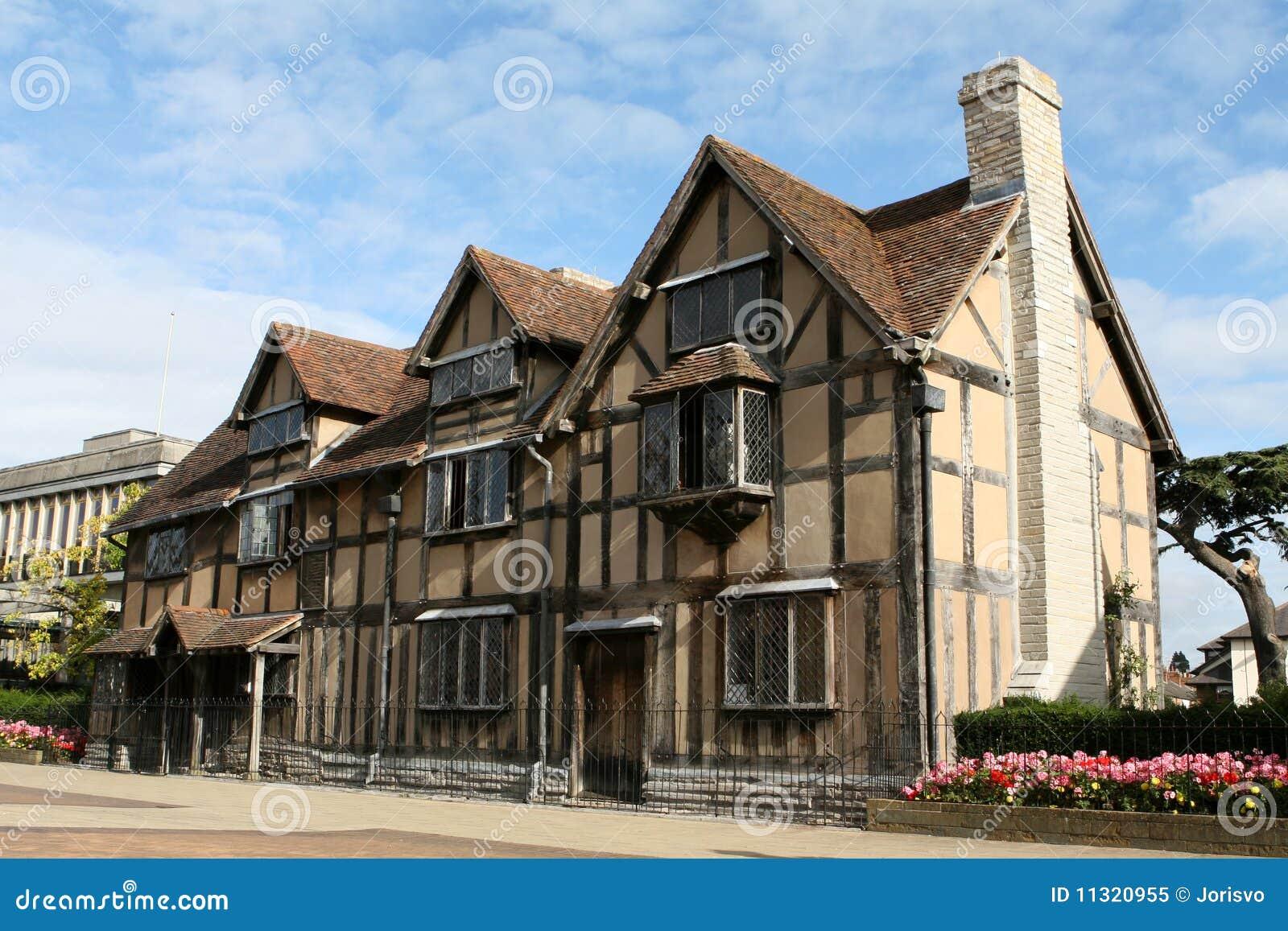 Lugar de nascimento de William Shakespeare