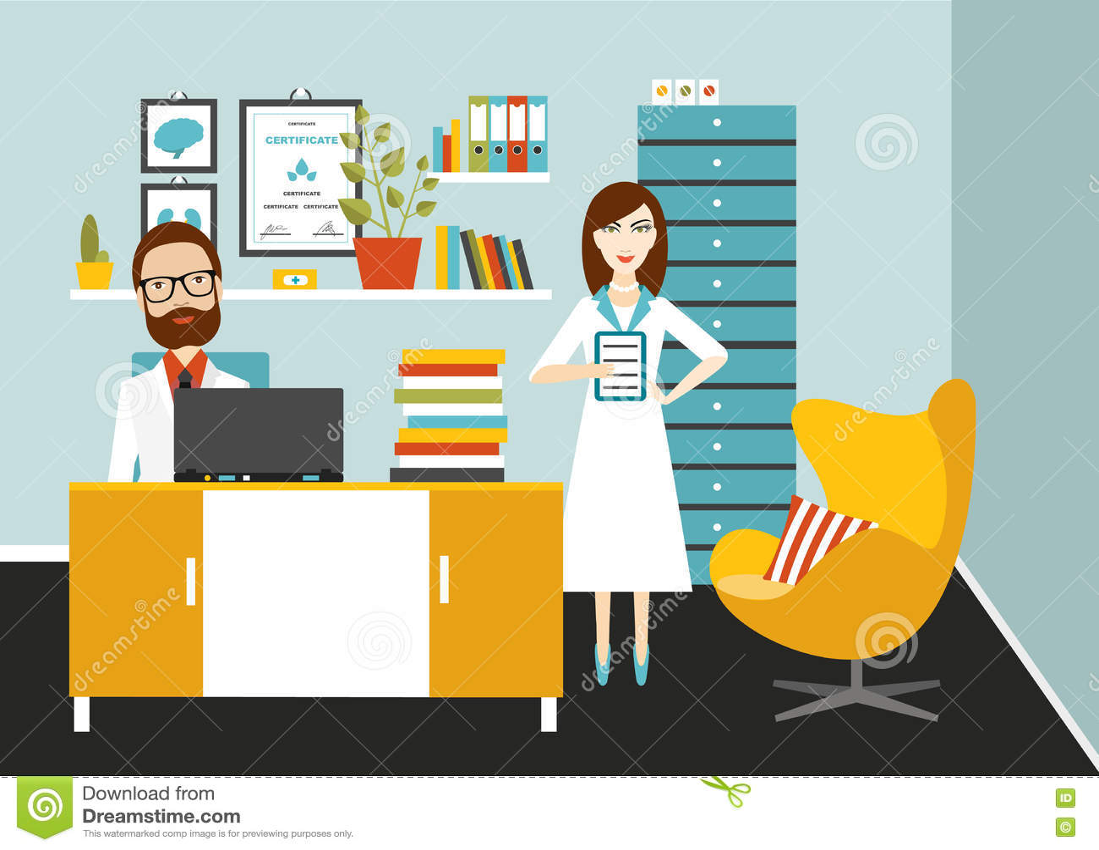 Trabajos de enfermera madura for Maduras en la oficina