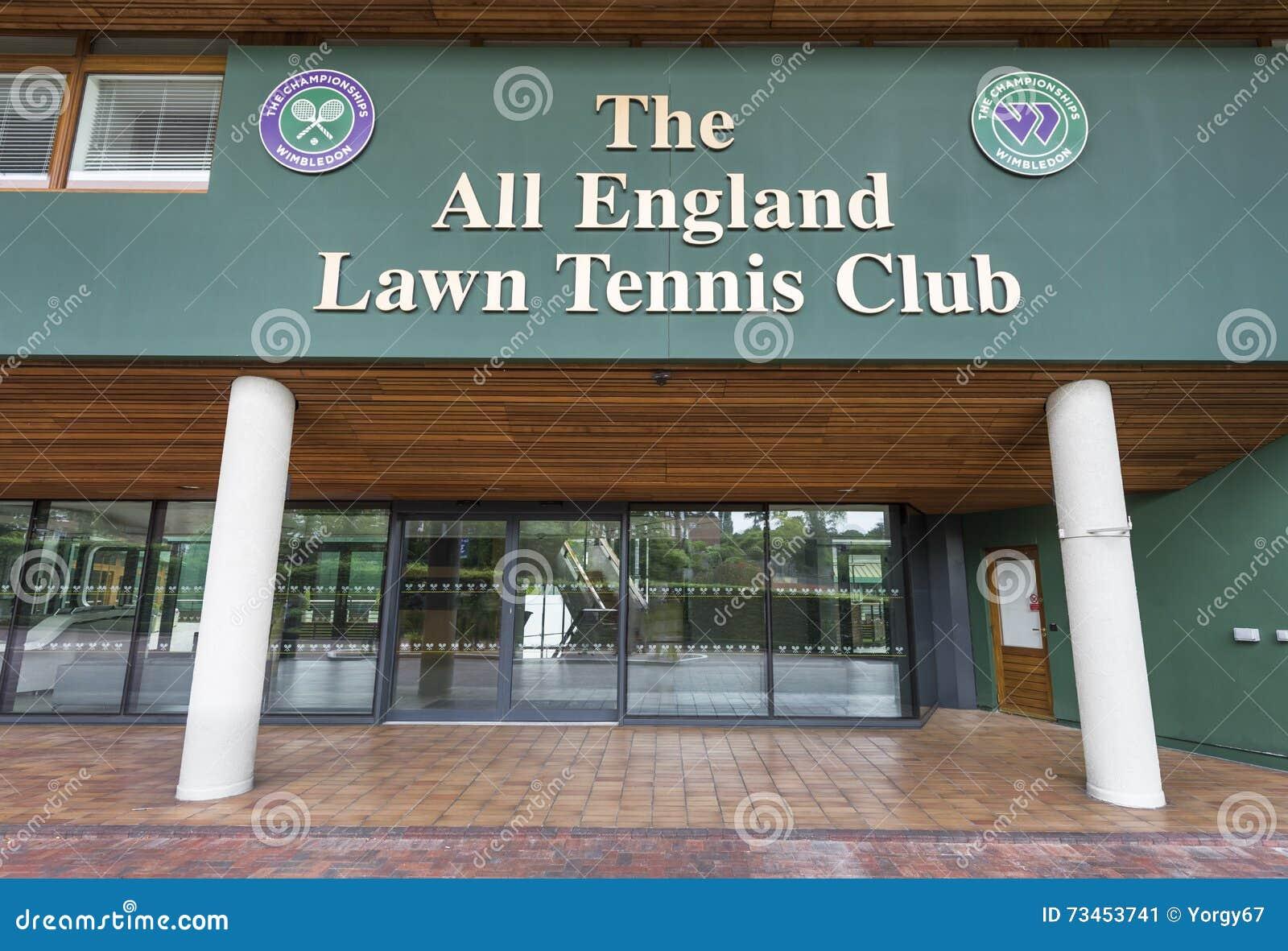 Lugar de visita de Wimbledon