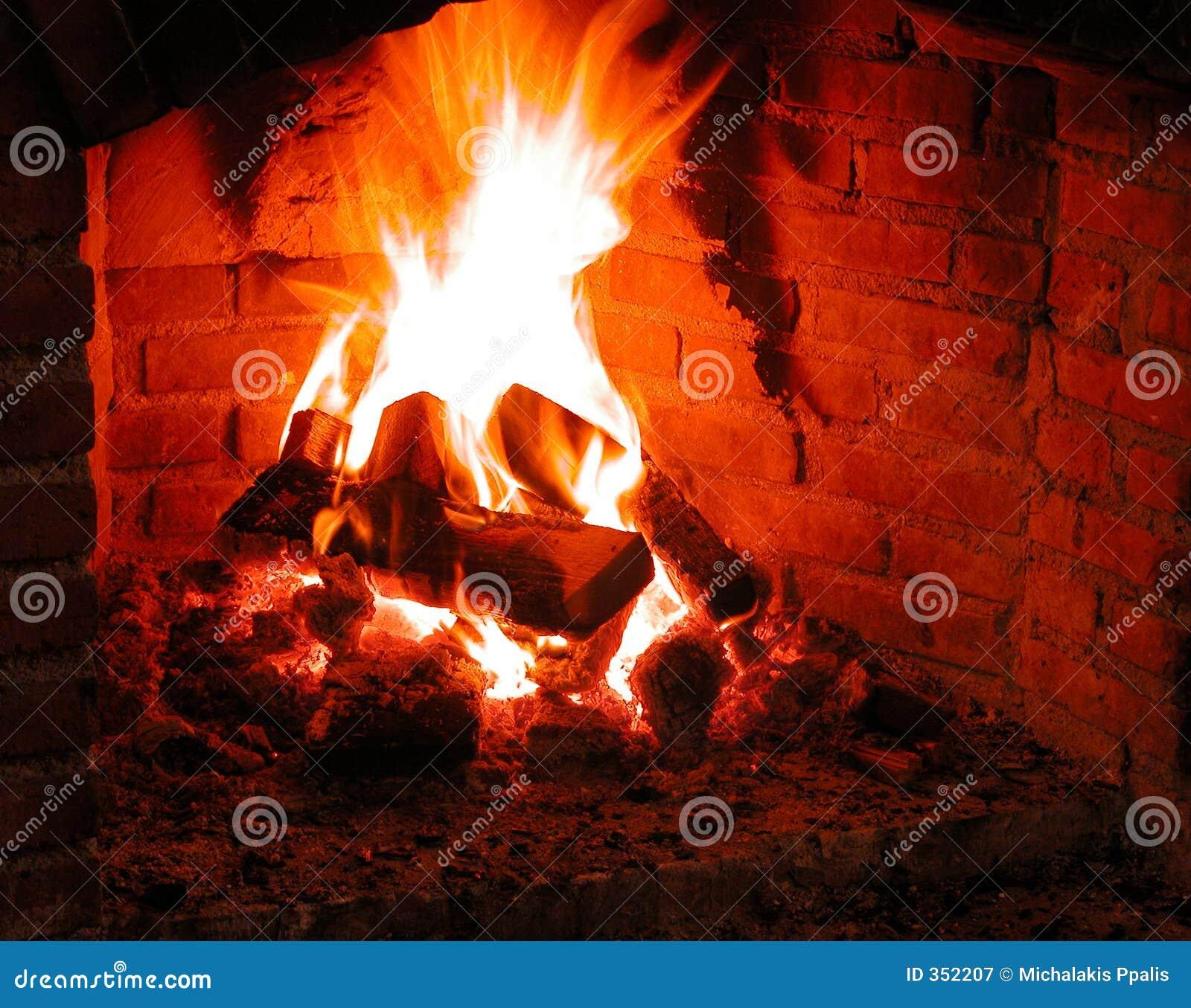 Lugar do incêndio