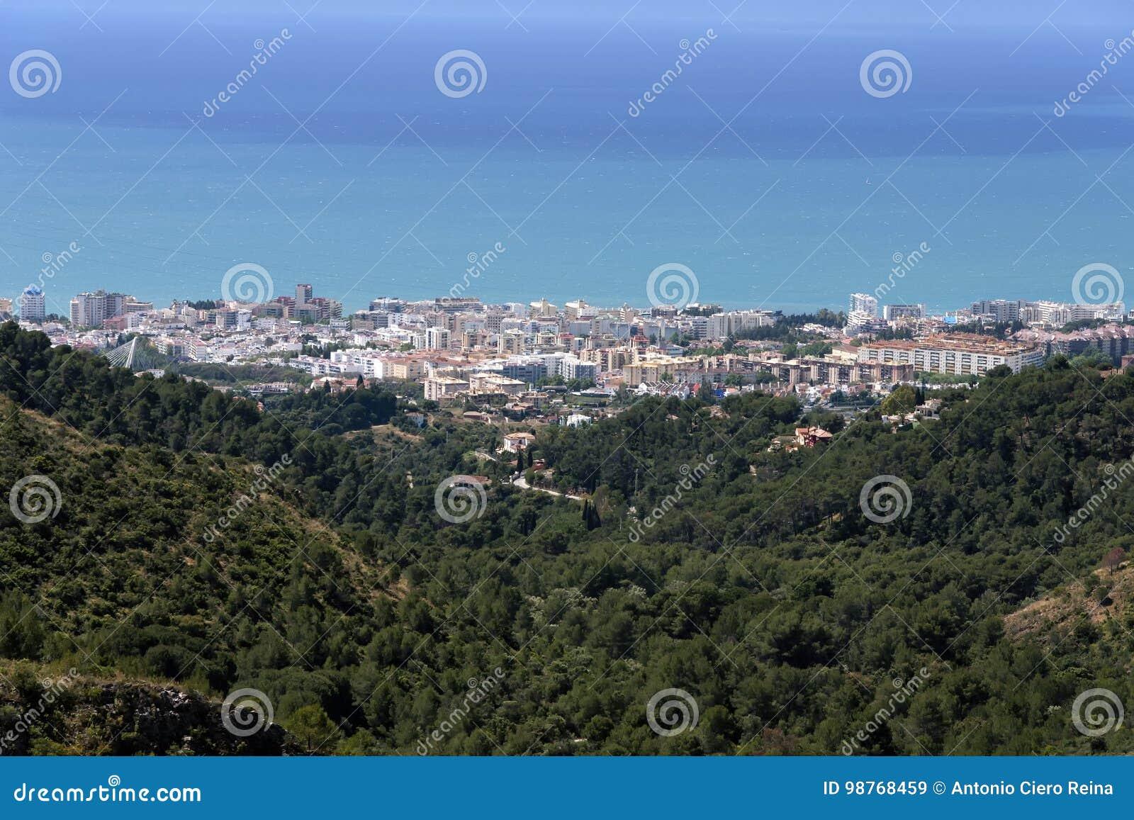 Lugares de vacaciones en España, Marbella