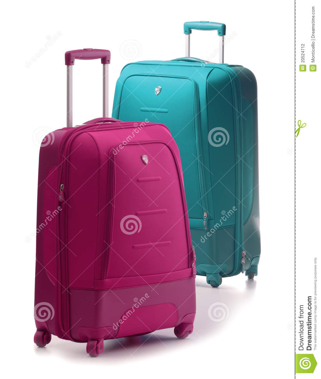 Expensive Suitcases