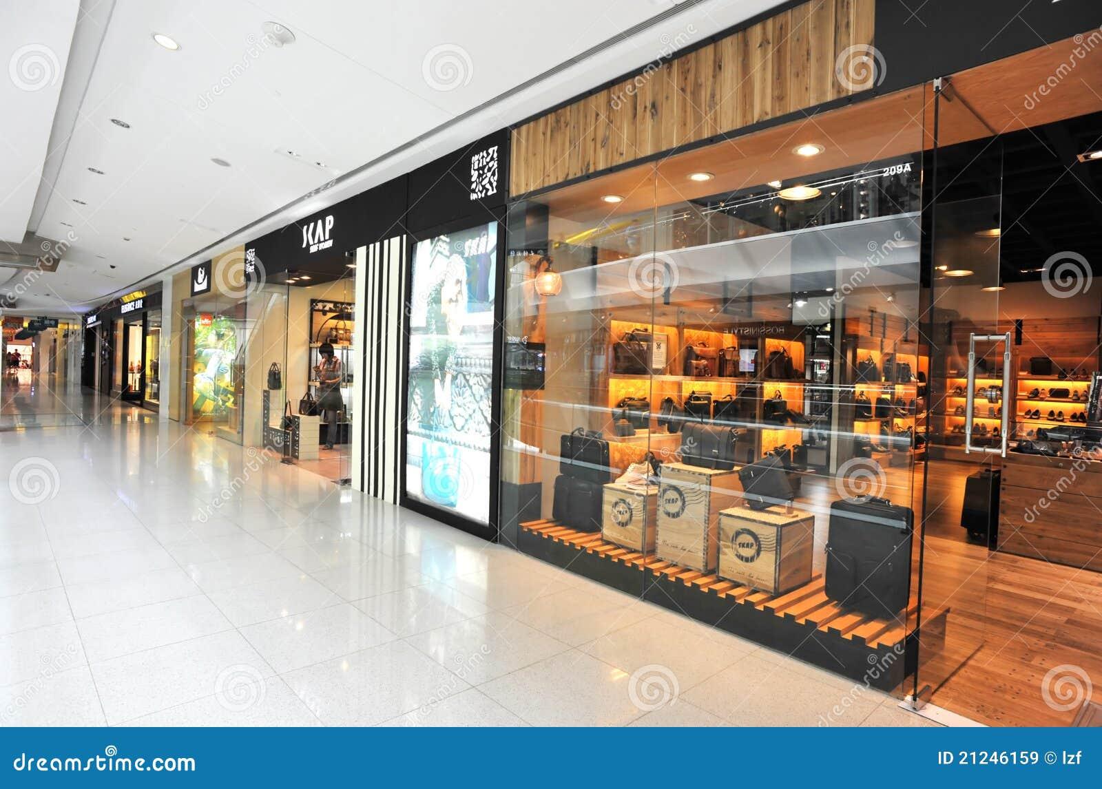 Luggage Shop Editorial Stock Image - Image: 21246159