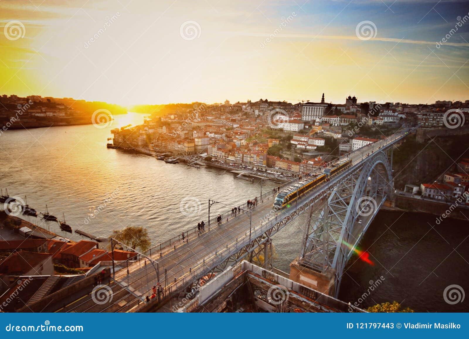 Luis que eu construo uma ponte sobre em Porto