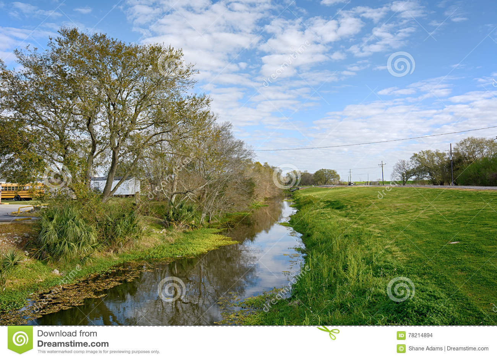 Luizjana zalewisko