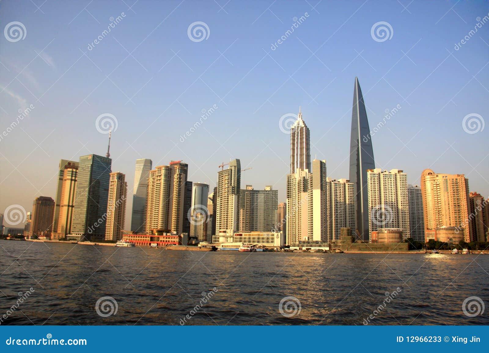 Lujiazui pudong上海