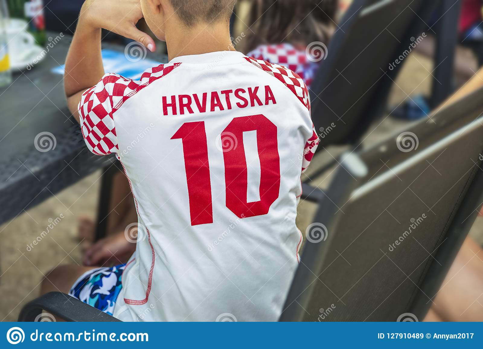 official photos a79c0 d5276 Luka Modric 10 Football Croatia Editorial Stock Image ...