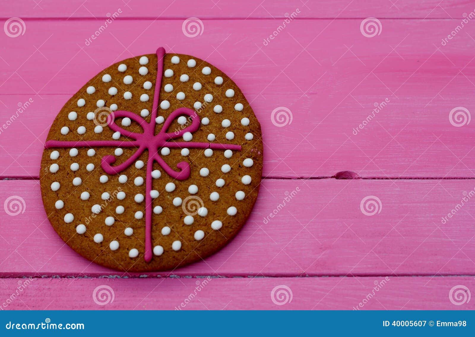 Lukrowy ciastko