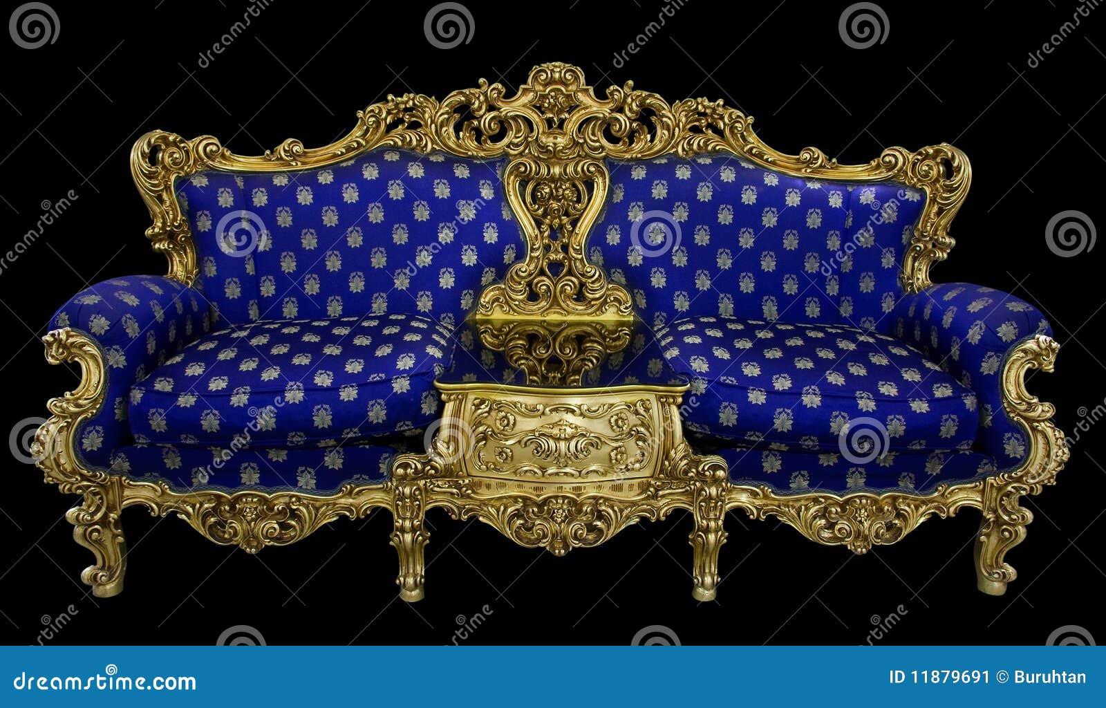 Luksusowa kanapa