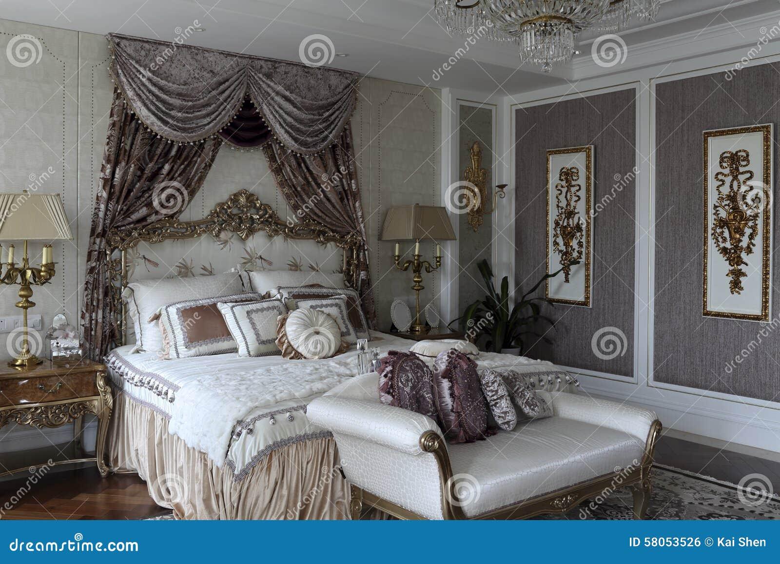 Luksusowe sypialnia