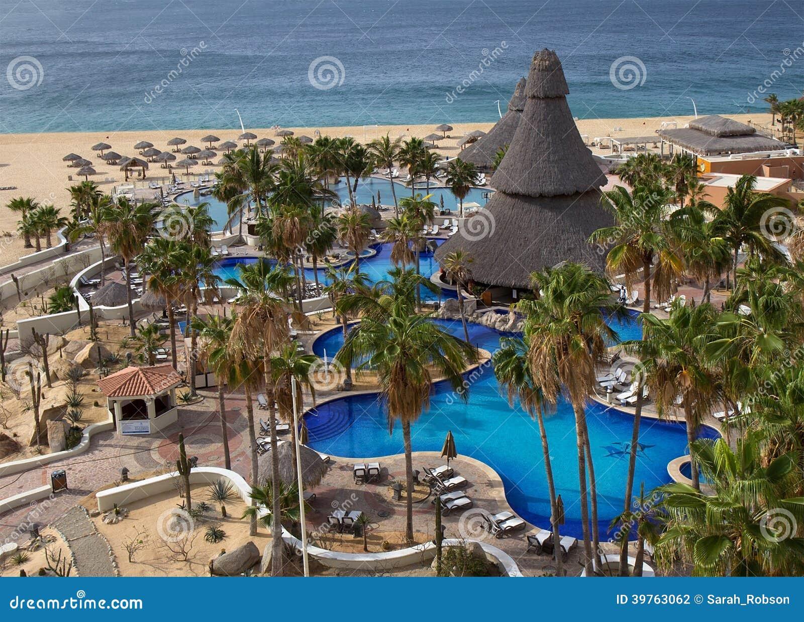 Luksusowy kurort w Cabo San Lucas