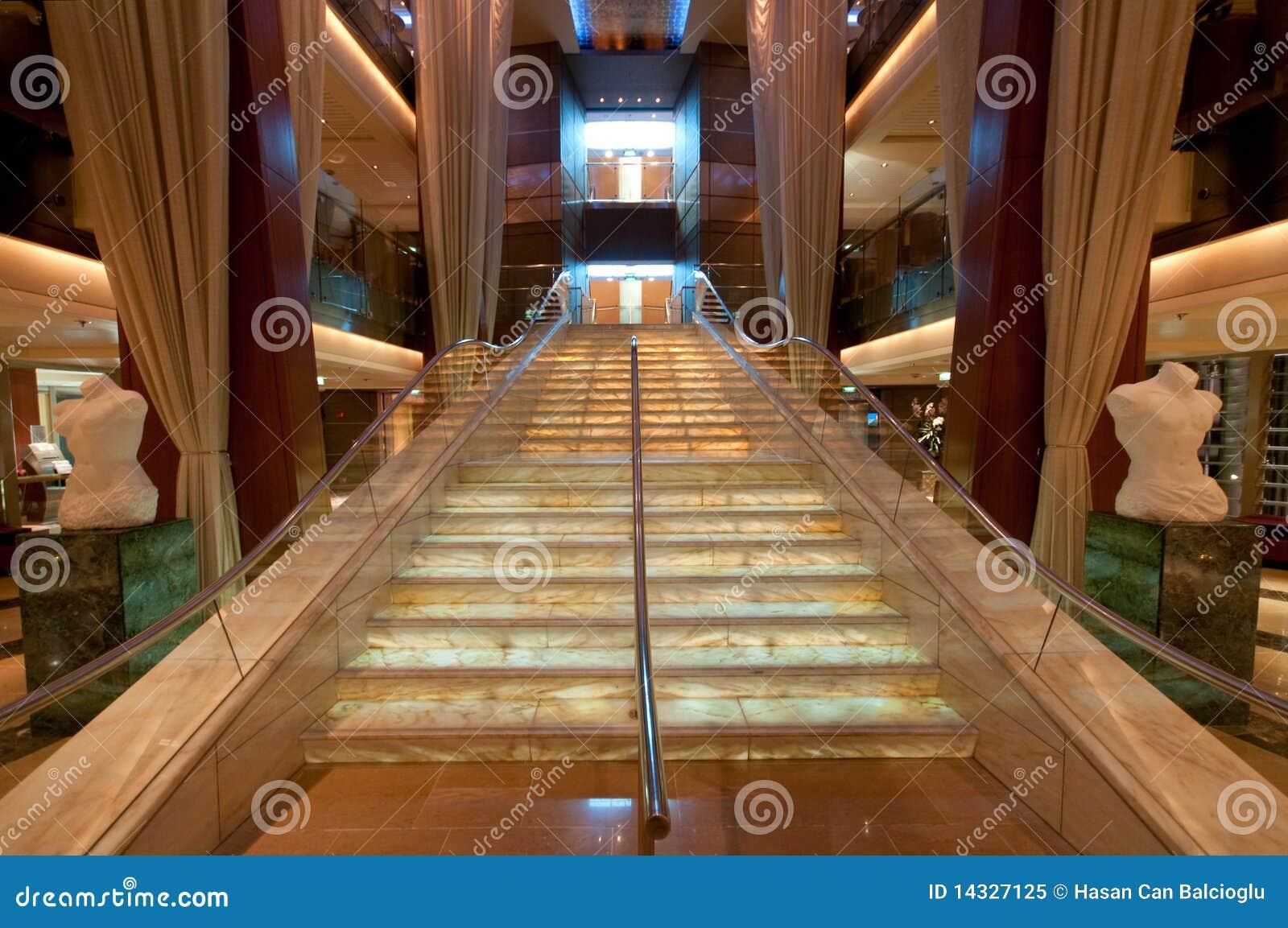 Luksusowy schody