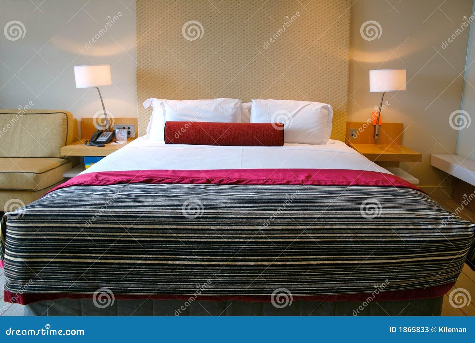 Luksusowym hotelu spać