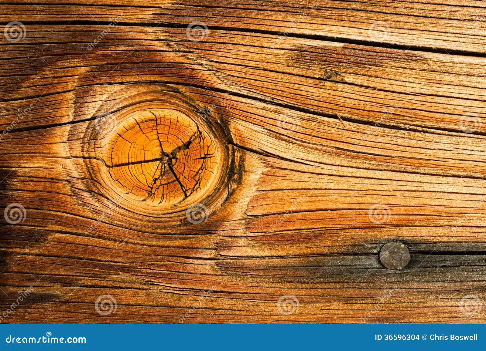 Lumber Gnarl Wood Knot Lumber Plank Macro One Burnt Nail