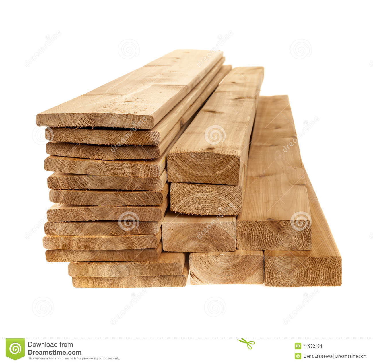 Lumber planks and boards stock photo image of