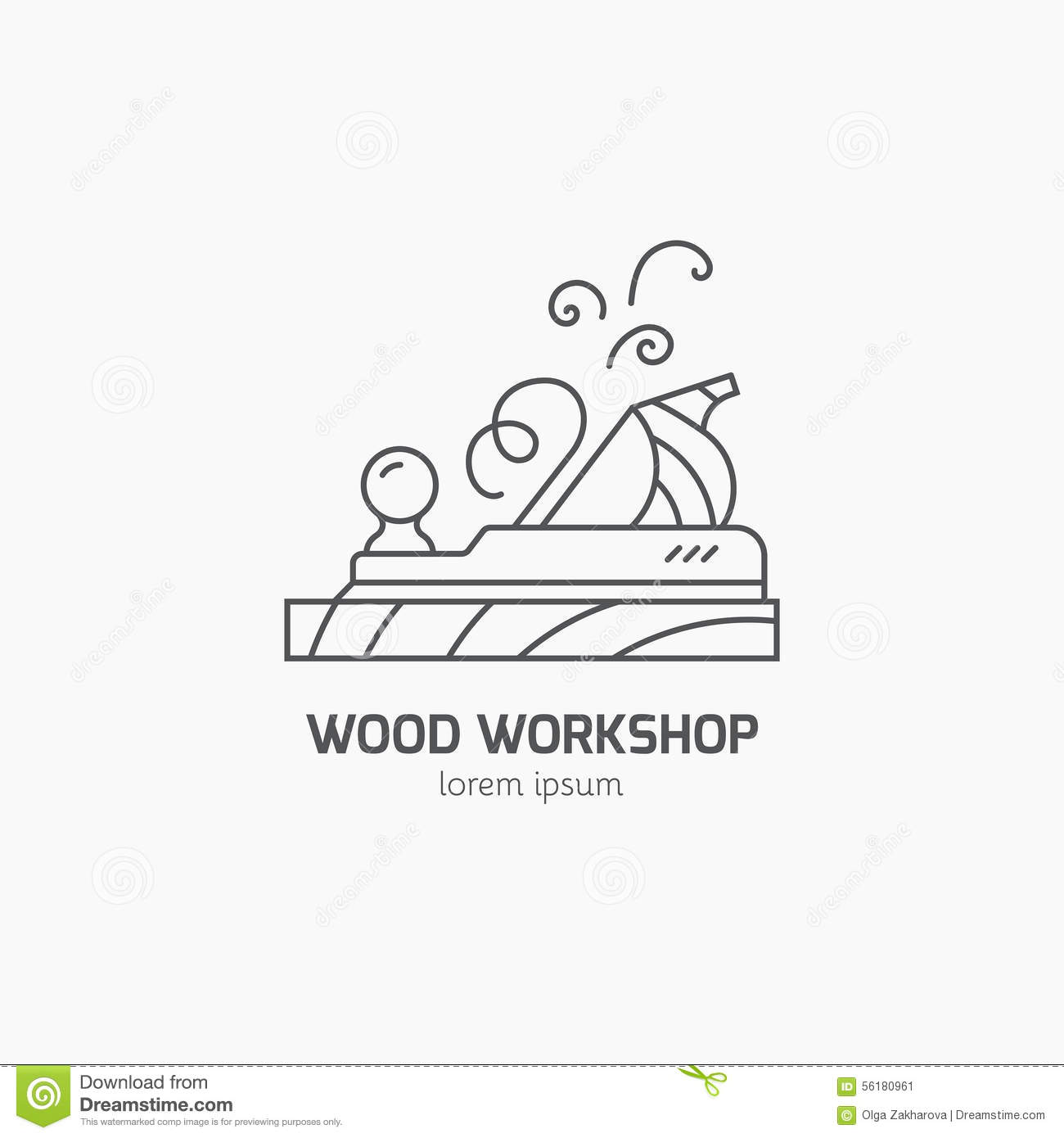 Logo Stamp For Wood