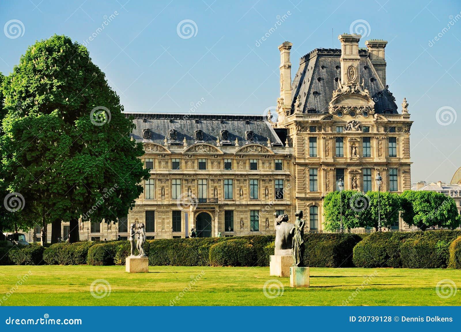 Lumbrera del DES Tuileries de Jardin