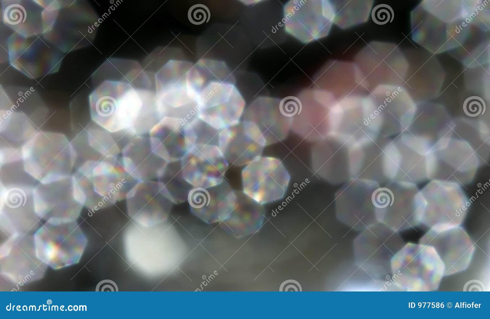 Lumière de diamants