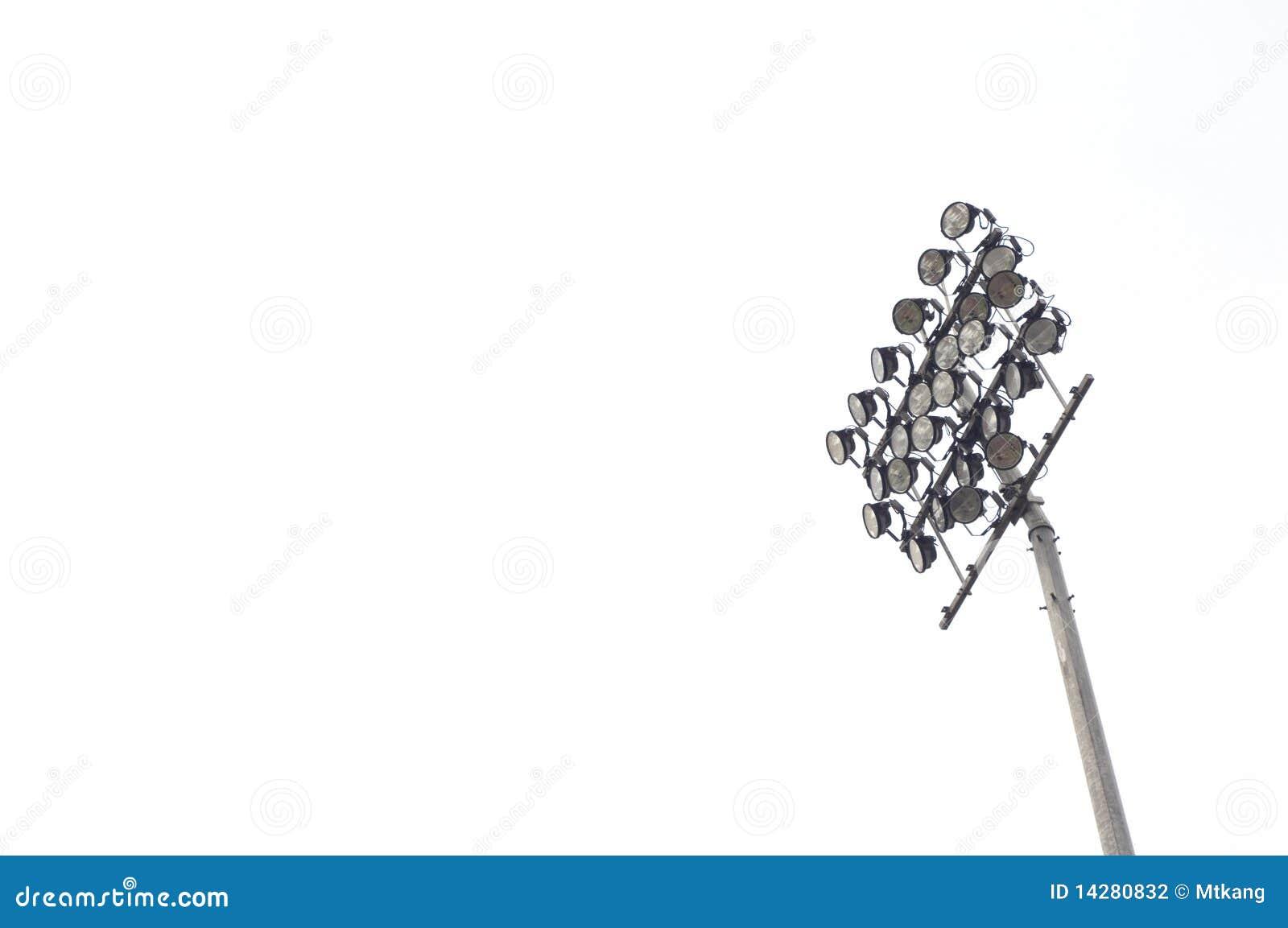 Lumière de stade