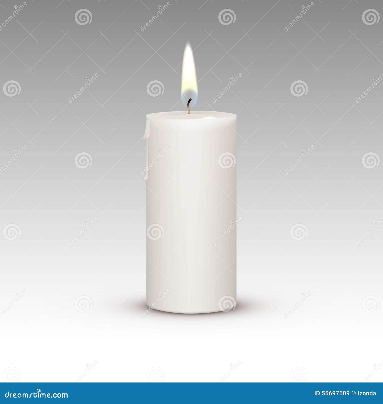lumi re du feu de flamme de bougie sur le fond illustration de vecteur illustration du lueur. Black Bedroom Furniture Sets. Home Design Ideas