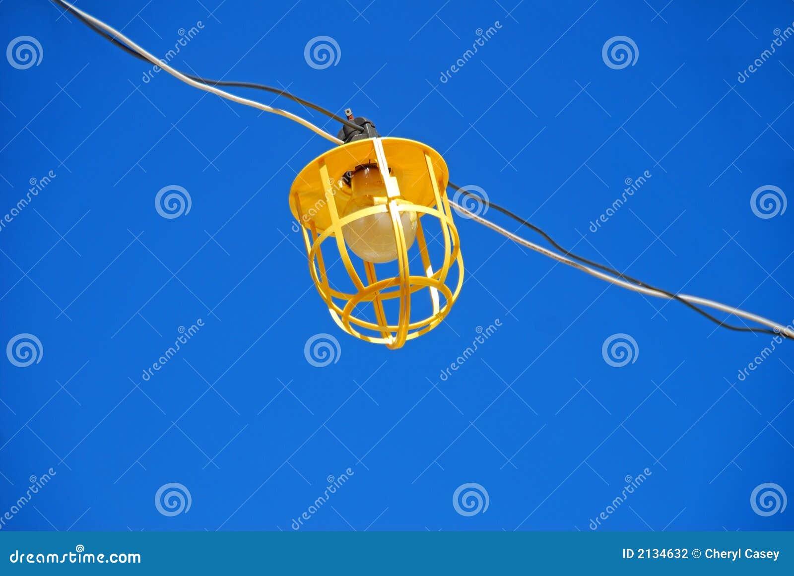 Lumière sur le fil