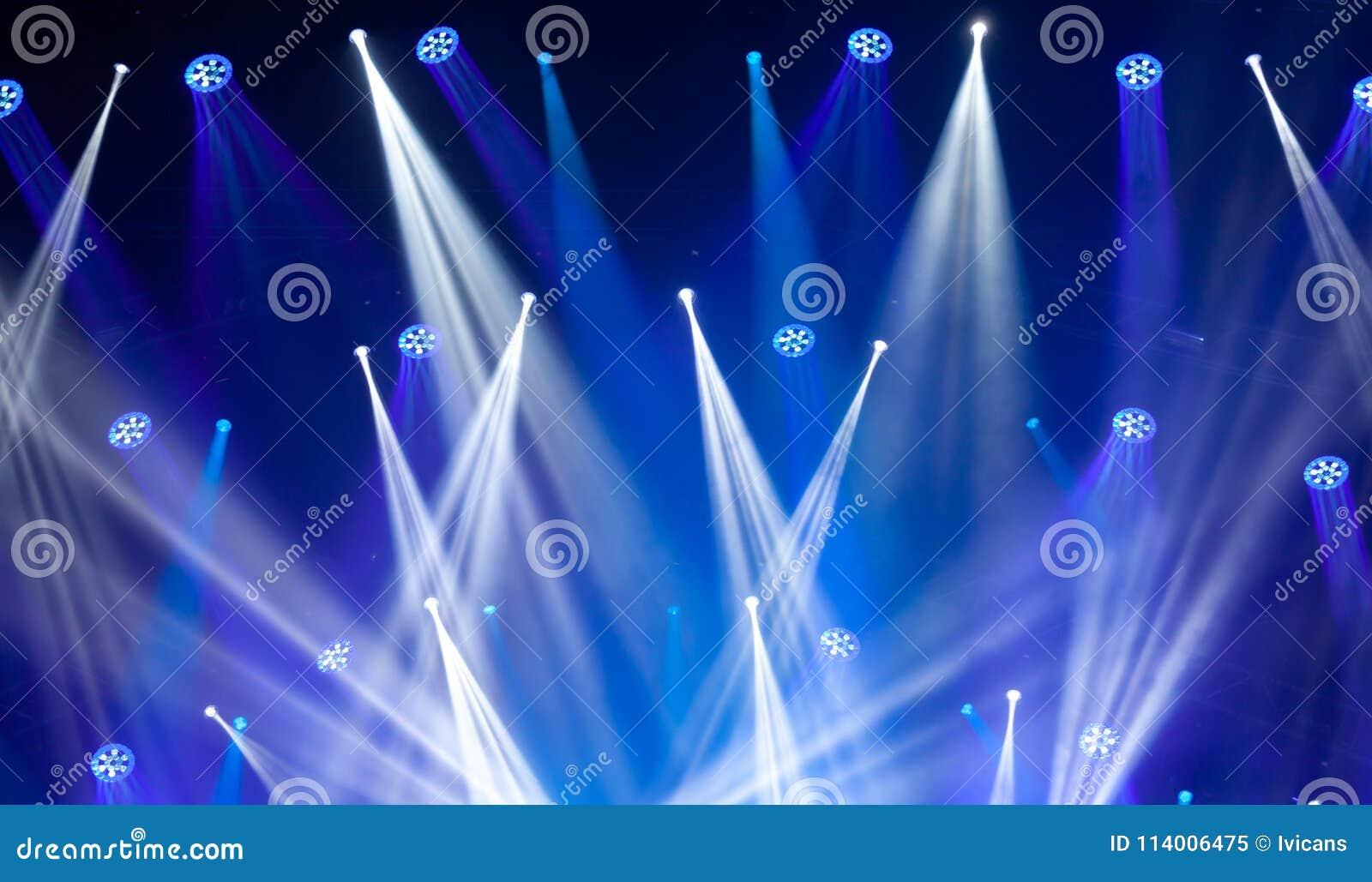 Lumières d étape sur le concert Projecteur de hall de l éclairage equipment