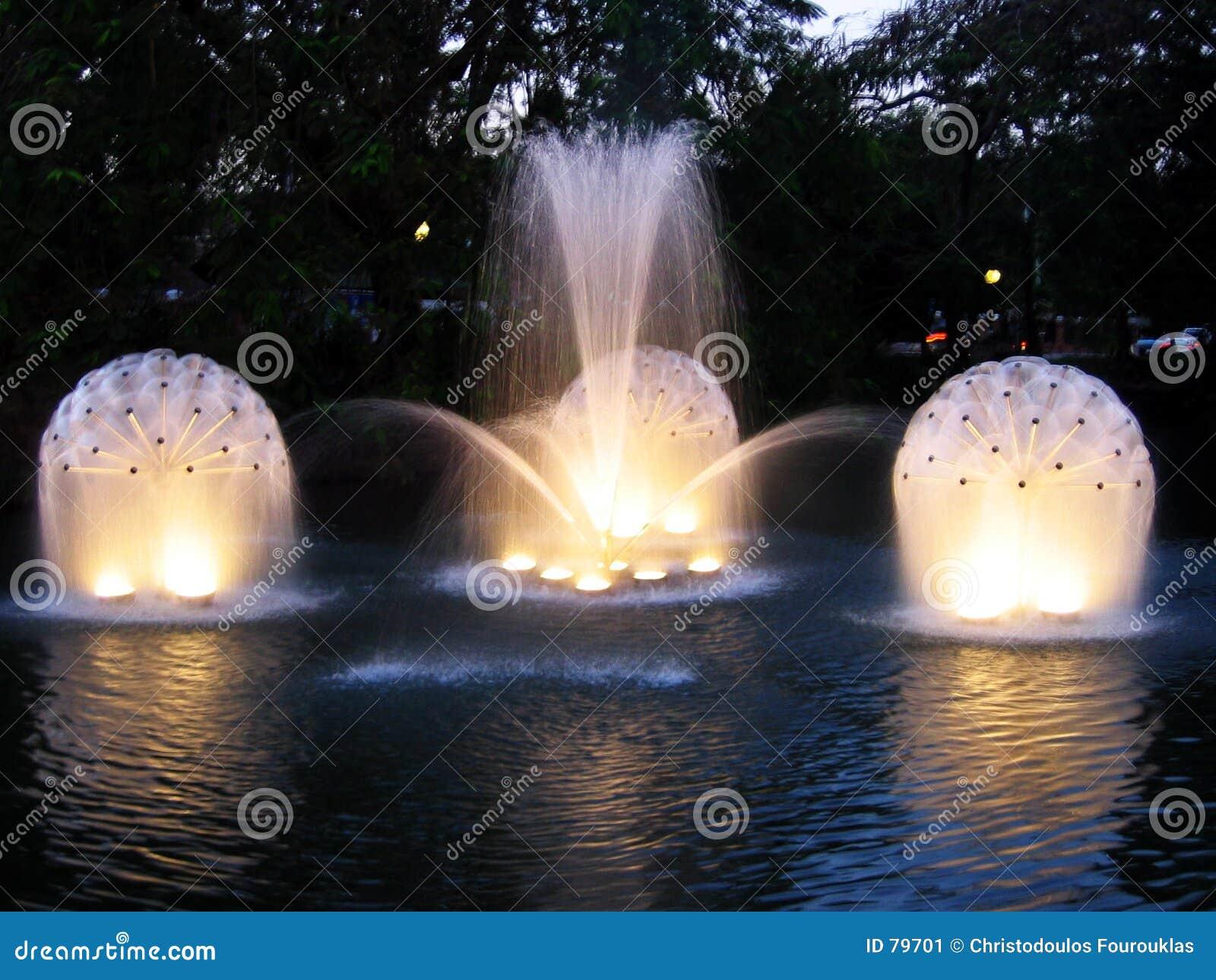 Lumières de l eau