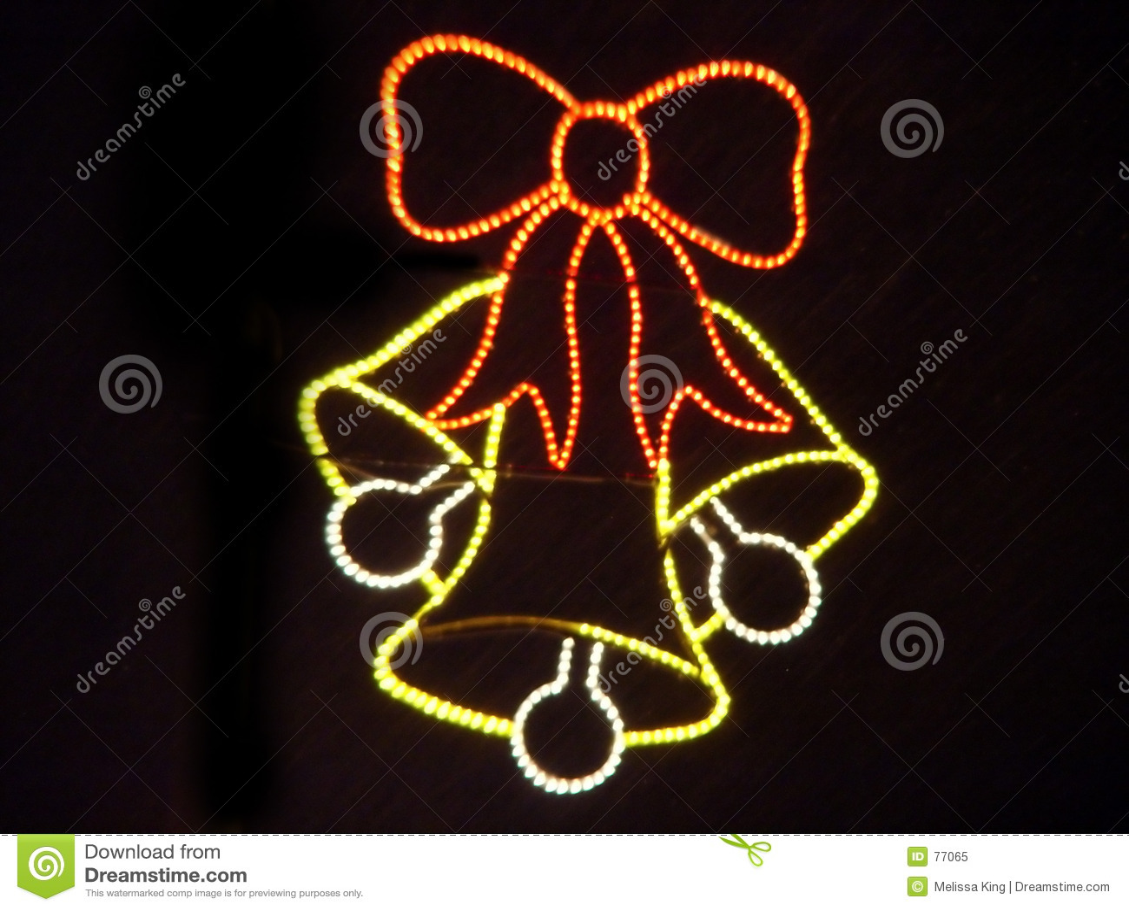 Lumières de Noël