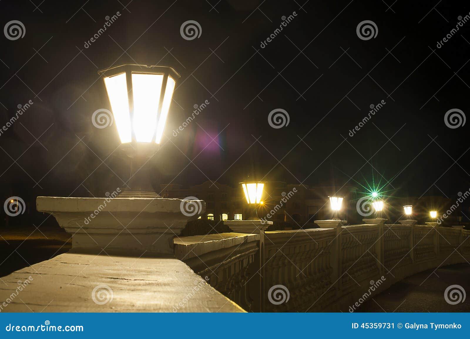 Lumières de nuit