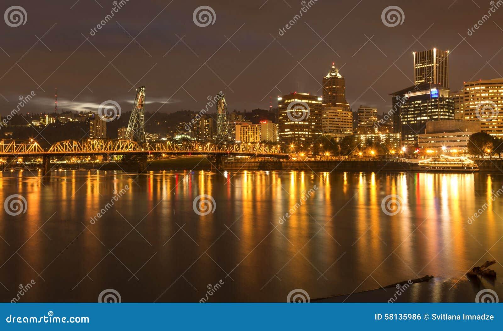 Lumières de Portland