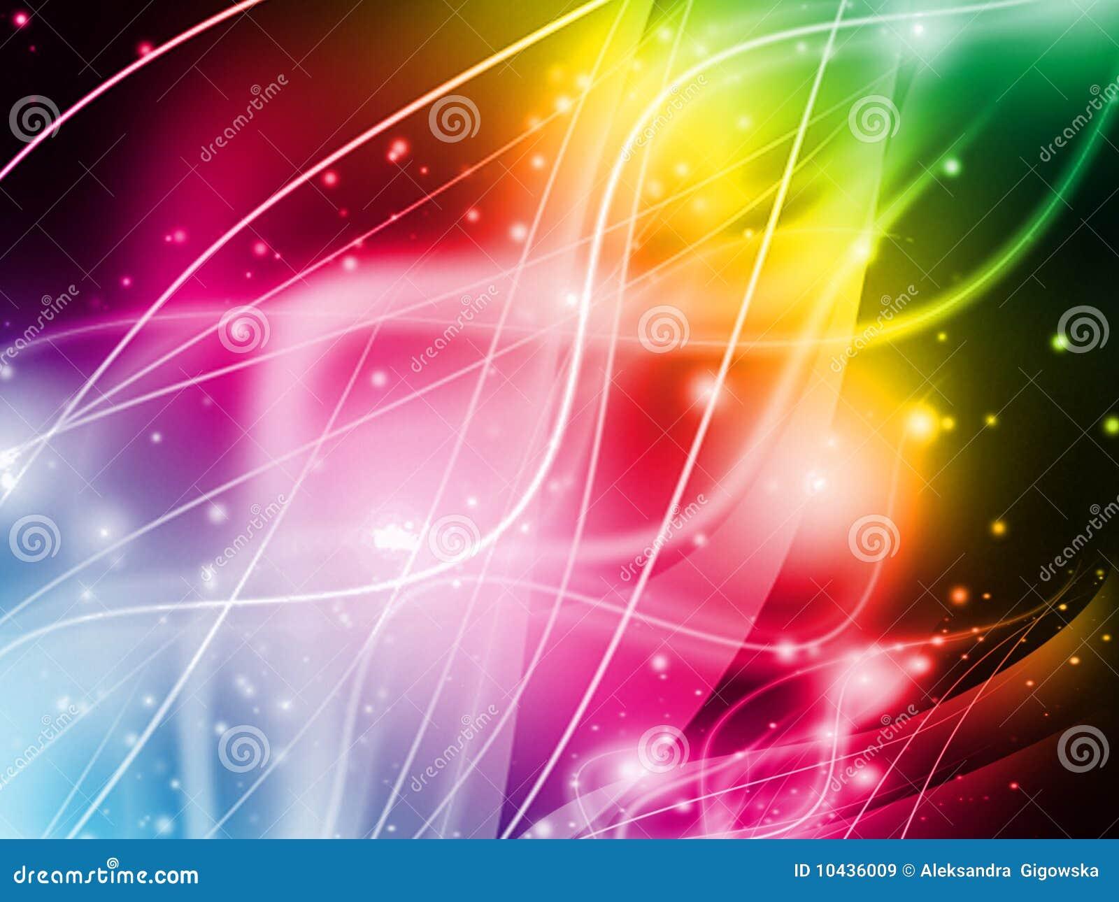 lumire colore de fond abstrait - Lumire Colore