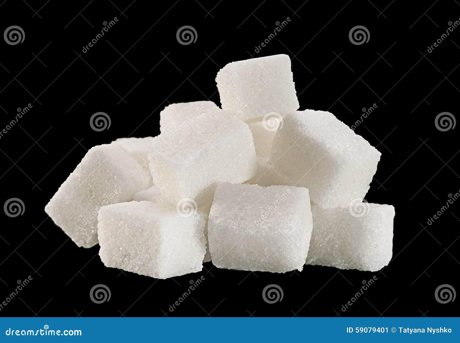 Lump sugar cube
